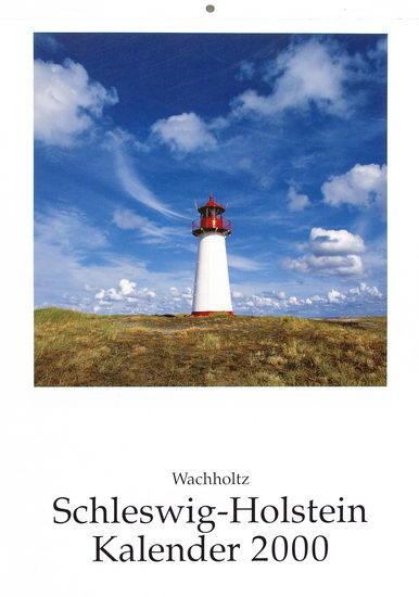 schleswig-holstein kalender, titel 2000
