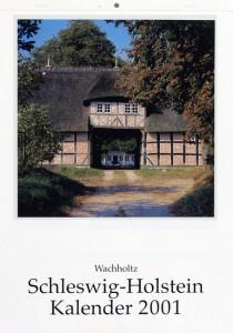 schleswig-holstein kalender, titel 2001