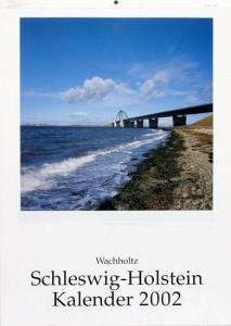 schleswig-holstein kalender, titel 2002