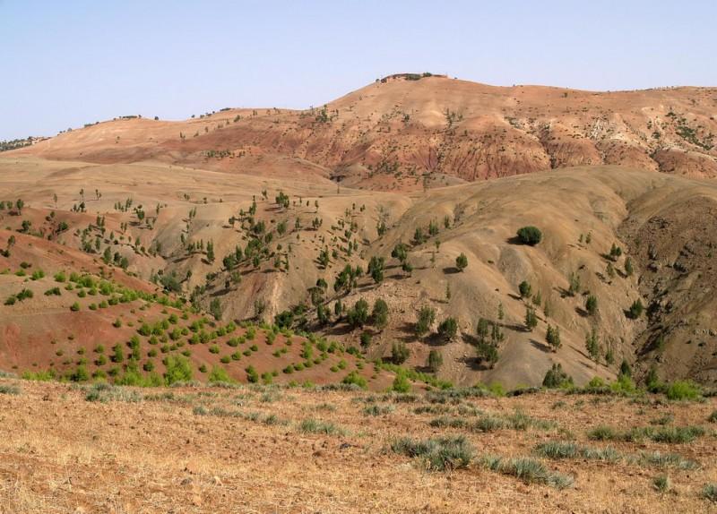 marokko, bin el ouidane, 2006