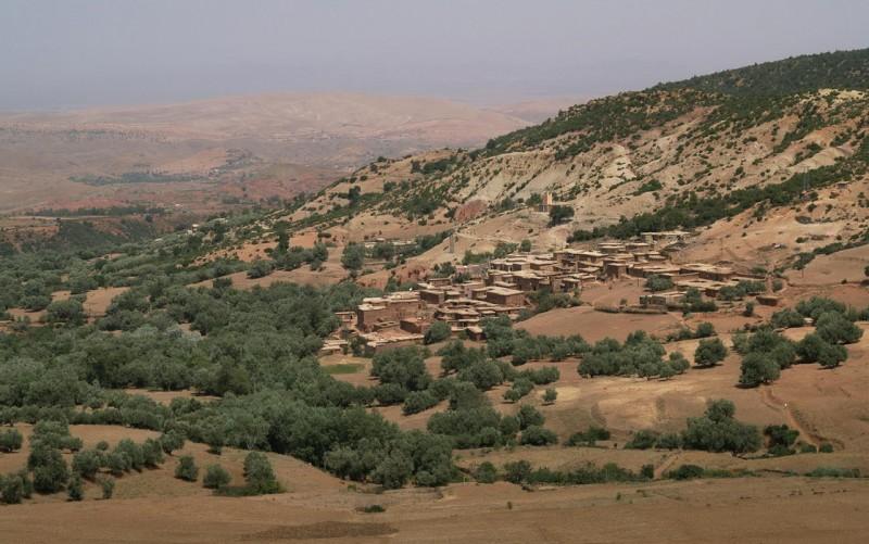 marokko, hoher atlas, 2006