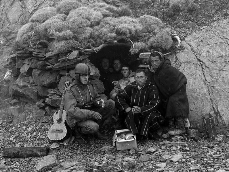 marokko, tizi n tichka, 1968