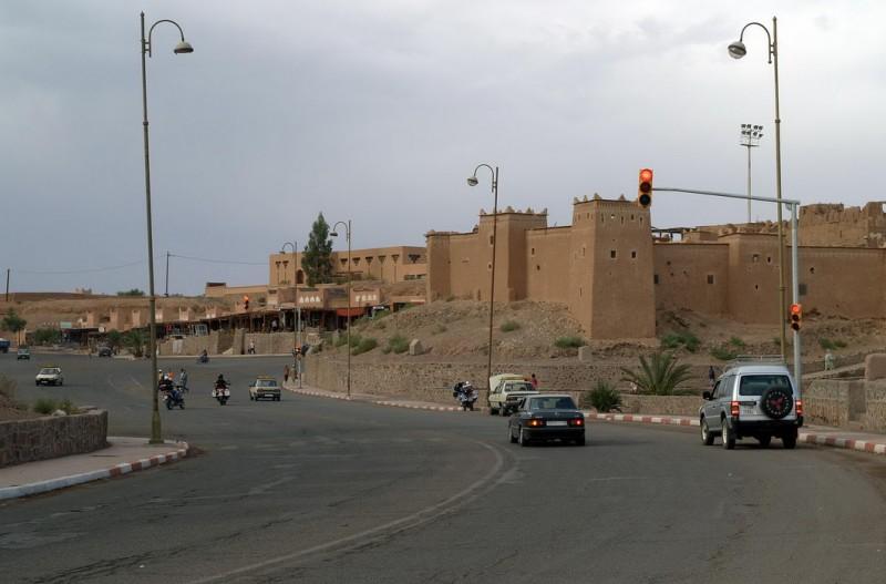 marokko, ouarzazate, 2006