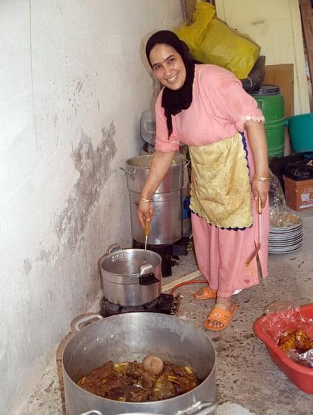 marokko, massa, hochzeitsvorbereitung, 2006