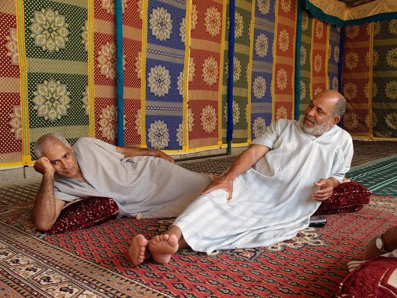 marokko, massa, warten auf die hochzeitsgäste, 2006