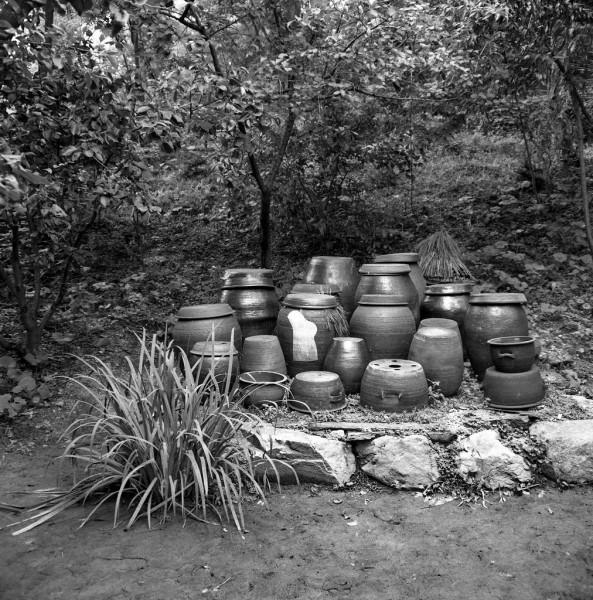 suwon folkvillage, südkorea 1991