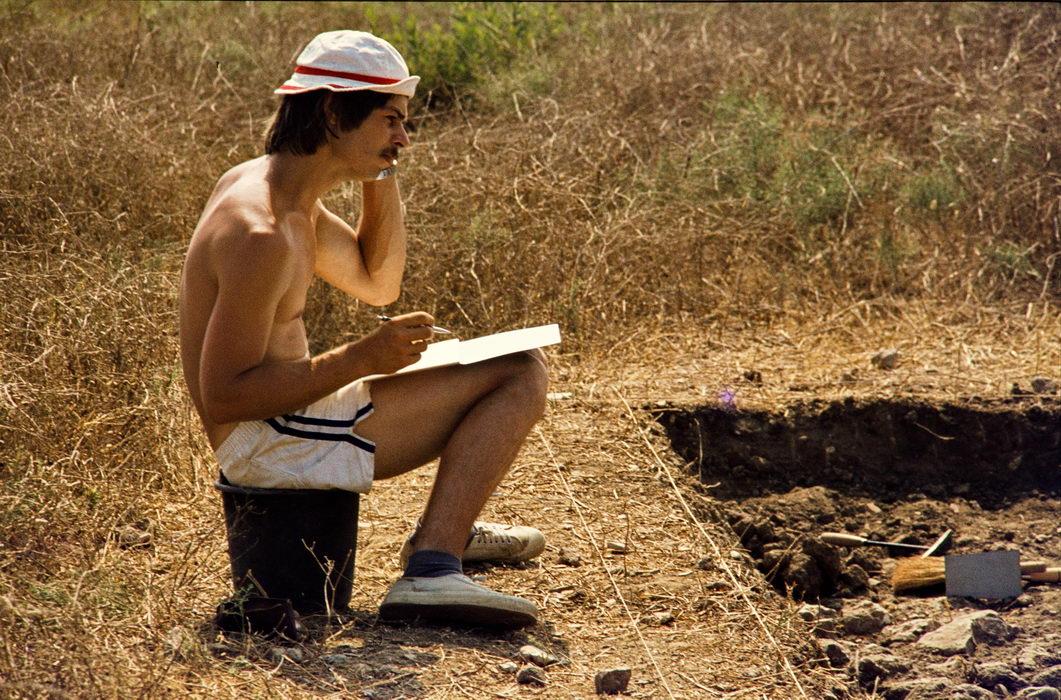 israel, tel akko, 1978