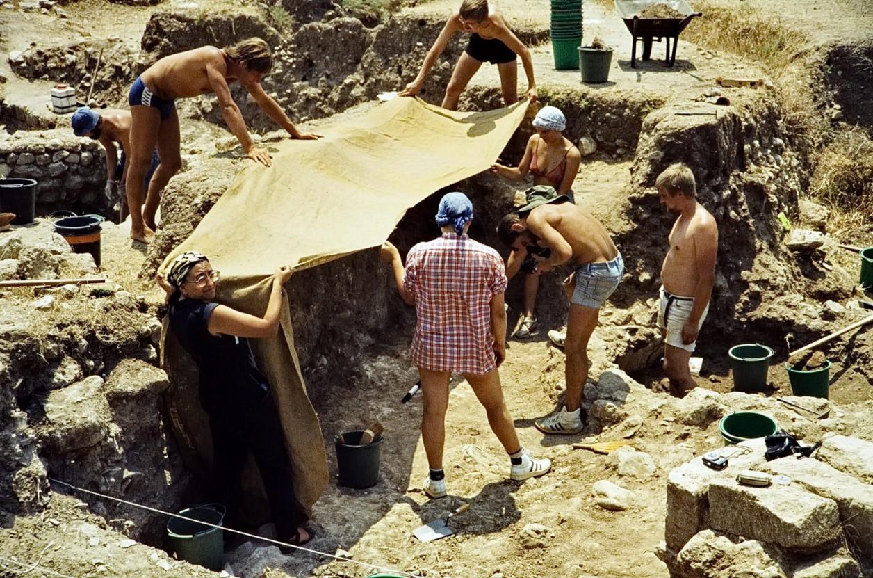 tel akko, israel 1979