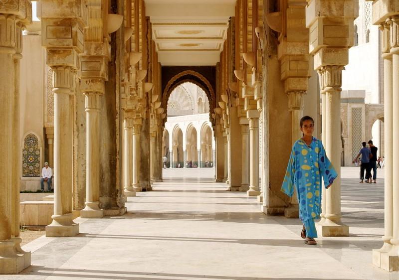 marokko, casablanca, 2006