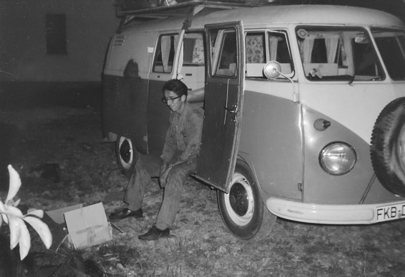 marokko-reisevorbereitung, august 1968