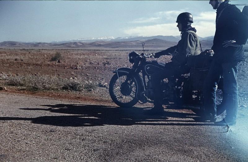 südlich des hohen atlas, marokko 1969