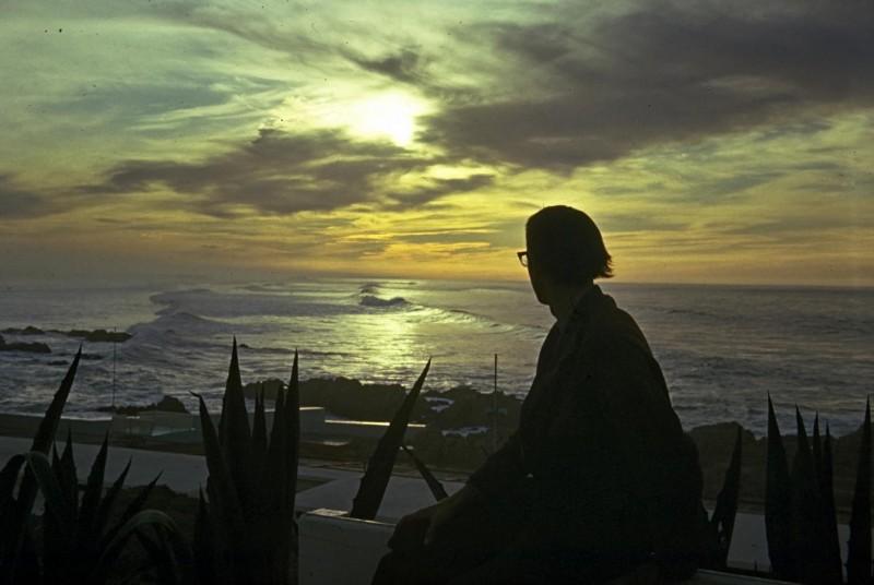 sonnenuntergang, casablanca, 1968