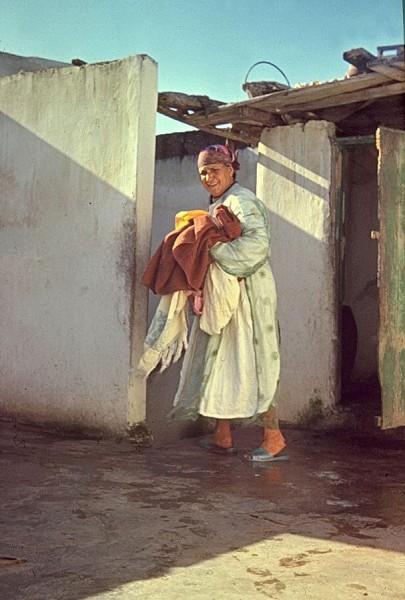oum haddoum, casablanca, marokko 1969