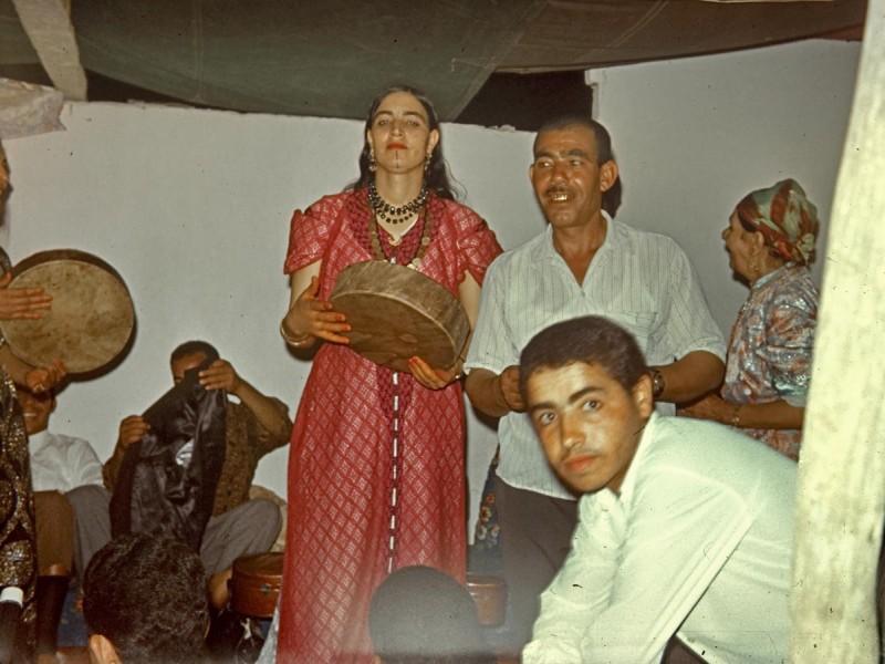 hochzeit ahmed + fatna, casablanca, marokko 1968
