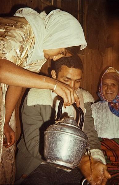 souk sebt bei rabat, marokko 1969