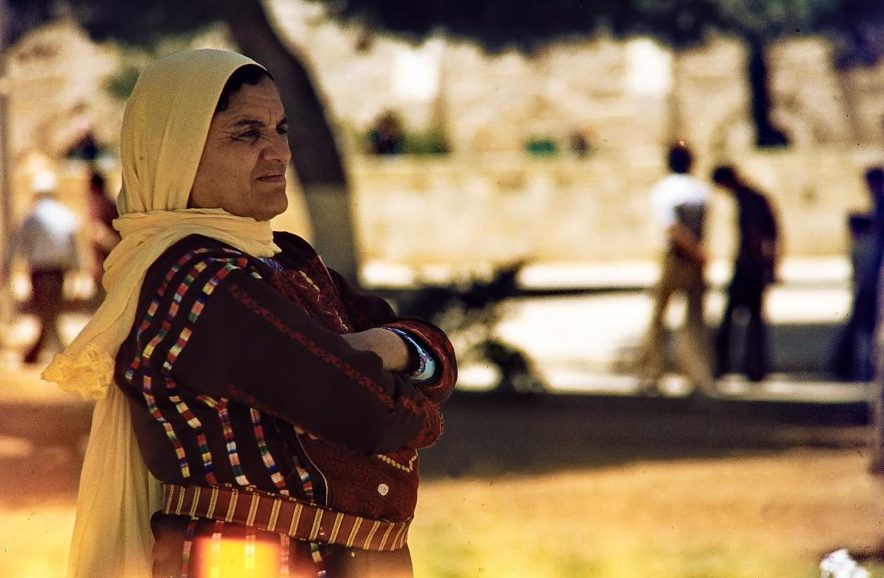 altstadt akko, israel 1978
