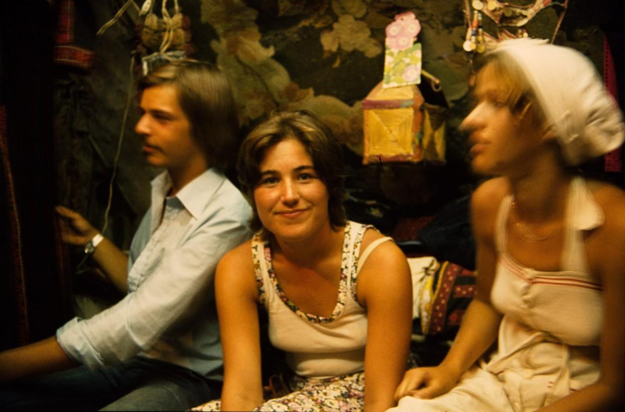 bei händler abraham, altstadt akko, israel 1978