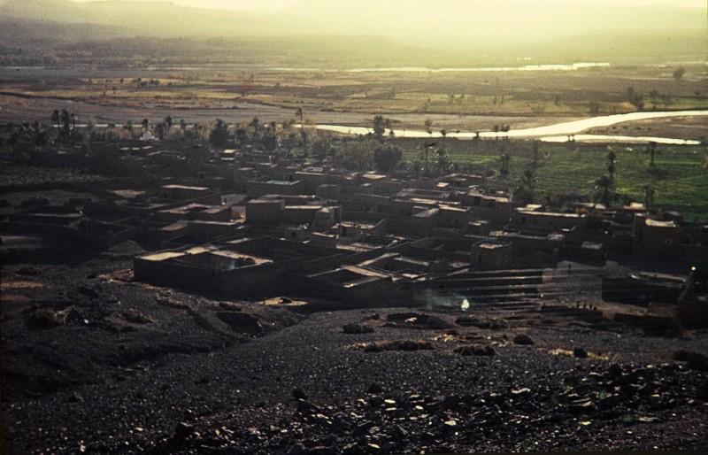 oued draa, marokko 1969