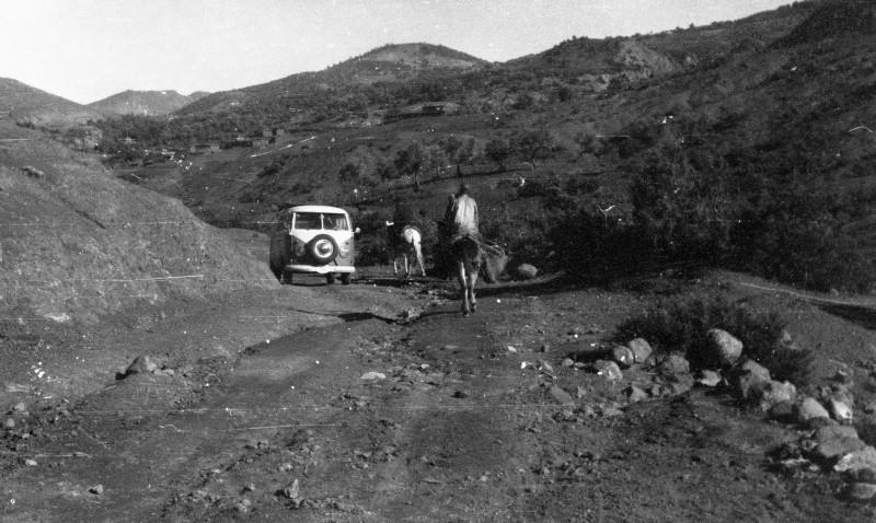 hoher atlas, marokko 1968