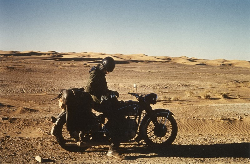 """an der """"küste des sandmeeres"""", marokko 1969"""