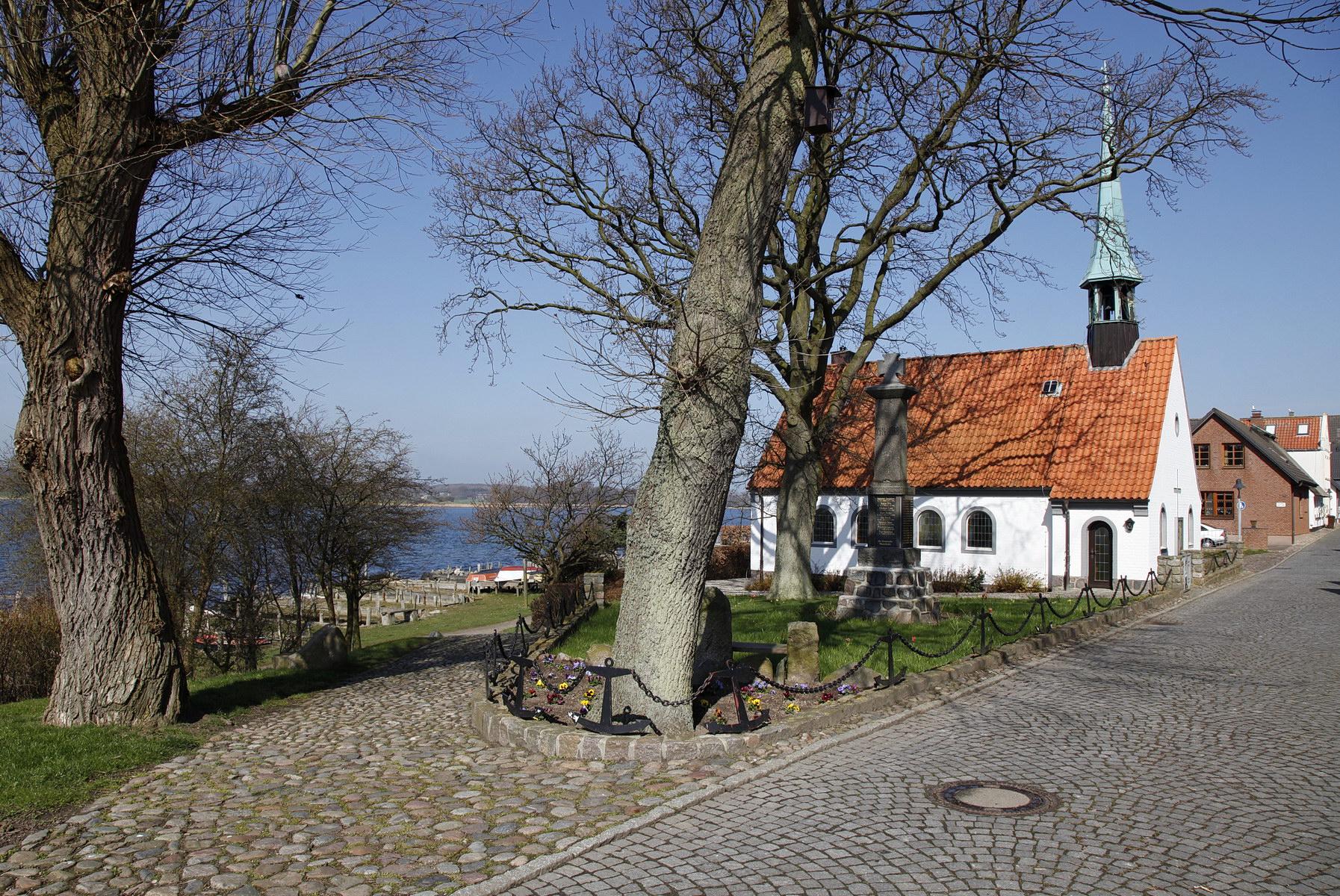maasholm, kirche, 2009