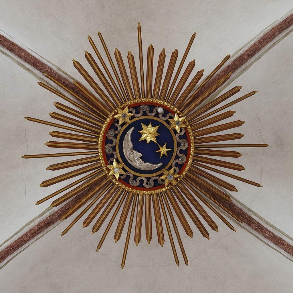 fehmarn-burg, OH, nikolaikirche, deckengewölbe