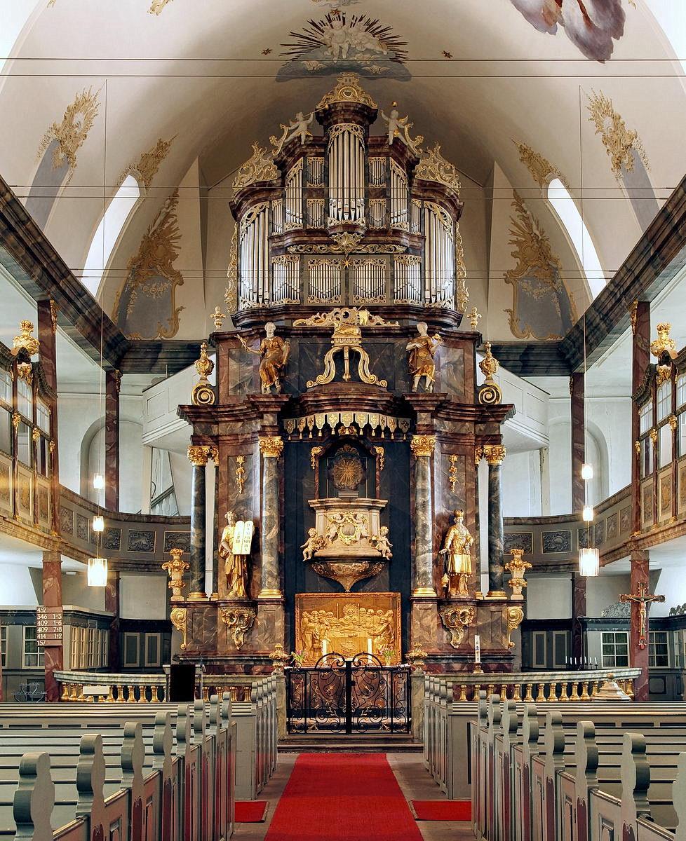 uetersen, klosterkirche